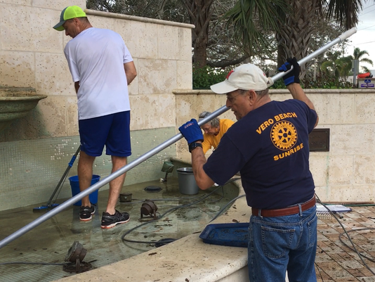 Rotary Clean-up