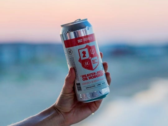 902 Brewing Company's Heaven, Hell or Hoboken India Pale Ale was unveiled on Memorial Day.