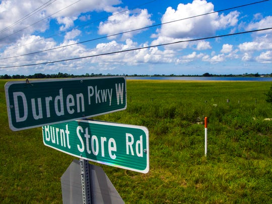 The 11,00-acre ranch ran six miles north of Pine Island Road along Matlacha Pass to about where Durden Parkway is today, and east to North Chiquita Boulevard.