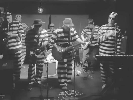 San Jacinto Prison Death Row Band