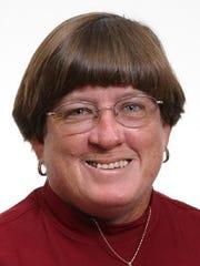 FSU Coach JoAnne Graf