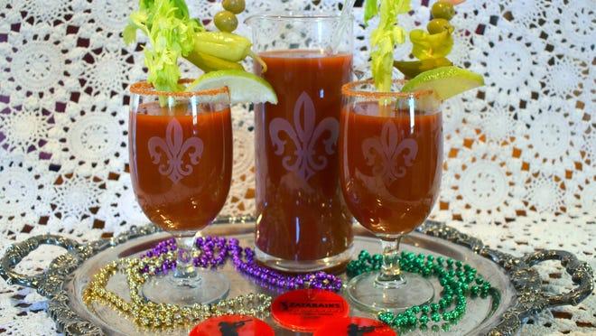 Bloody Marys.
