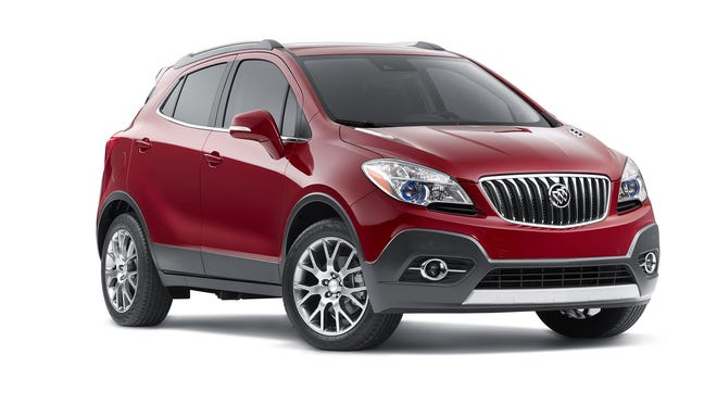 The 2016 Buick Encore Sport Touring – a more spirited take on the brand's popular crossover – will be offered this fall.