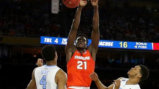 Syracuse is a different team this season when senior