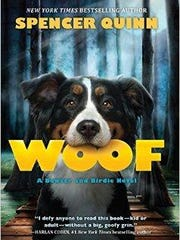 'Woof' by Spencer Quinn