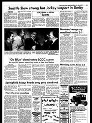 Battle Creek Sports   History - Week of May 7, 1977