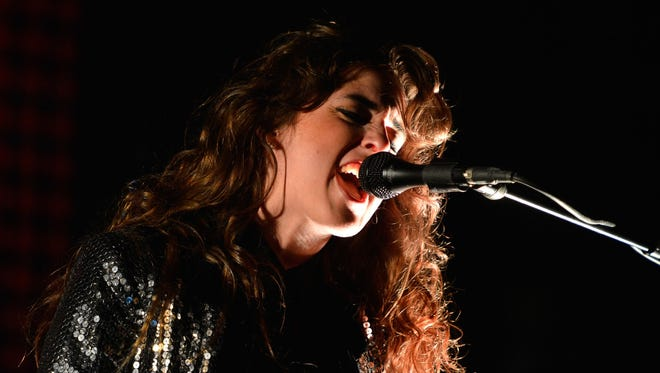 Victoria Legrand will perform with Beach House on Aug. 16 at Old National Centre.