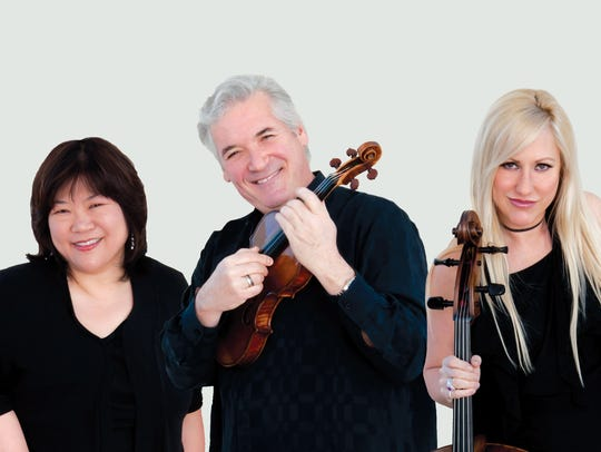 The Pinchas Zukerman Trio
