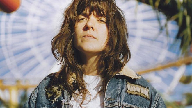 Lucius will perform a livestream at 9 p.m. on Thursday with Courtney Barnett (pictured), benefiting local venues.