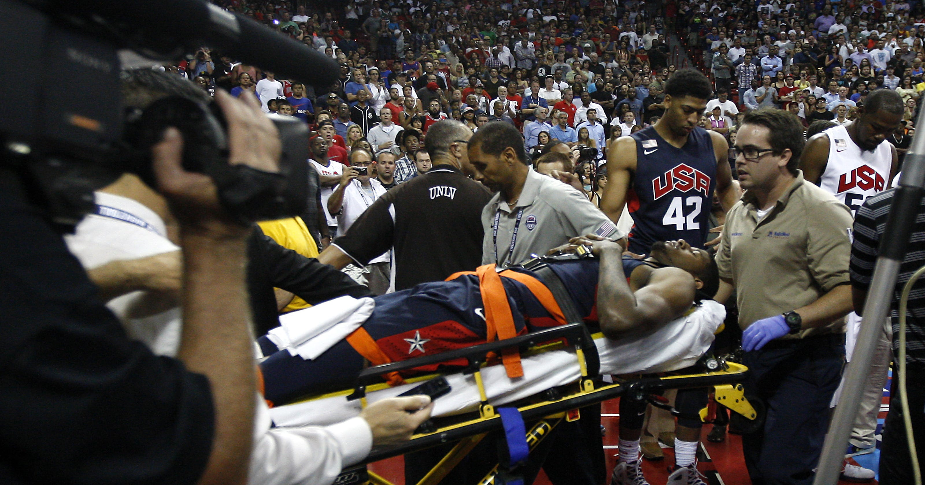 Insider: Paul George injury is a loss for basketball