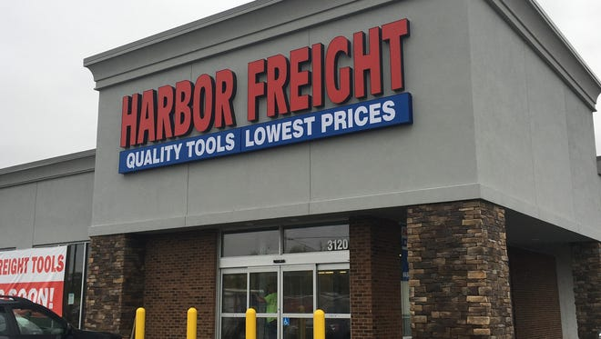 Harbor Freight, located at 3100 W. 12th St. in Sioux Falls.