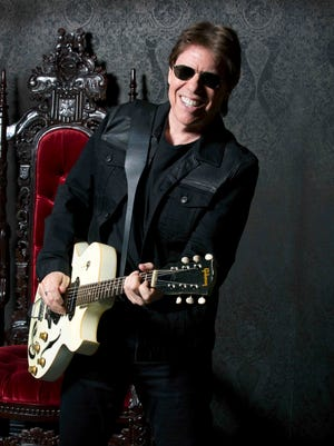George Thorogood will perform at the Saenger Theatre on Oct. 8.