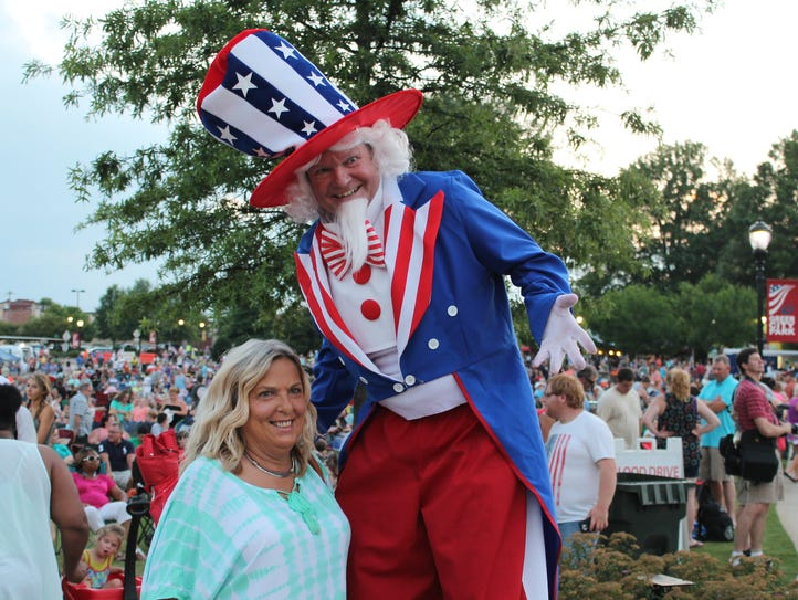 Families turn out for Freedom Blast in Greer June 25,