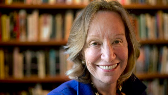 Historian Doris Kearns Goodwin is the keynote speaker for The Hermitage's annual Spring Outing on Wednesday.