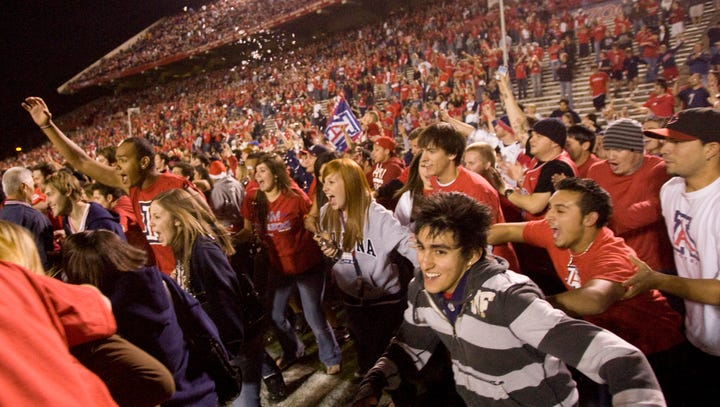 15 reasons to love being a UA Wildcat