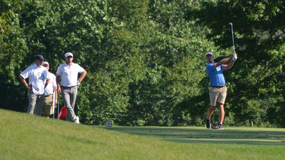 Westchester Country Club assistant Danny Balin was
