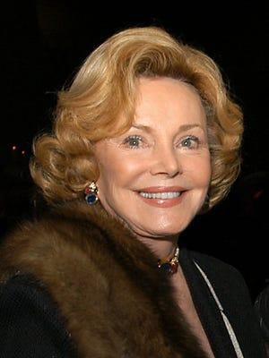 File photo of Barbara Sinatra.