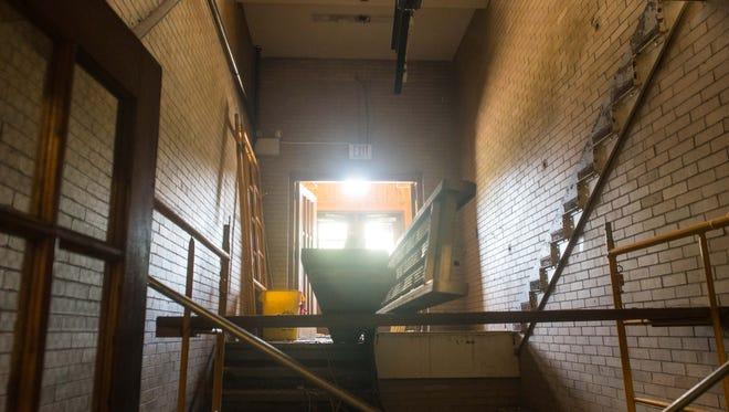 Vineland Public Schools are installing an elevator at Landis School.
