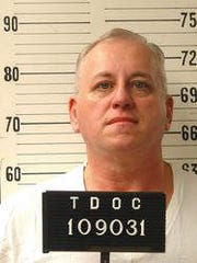 Donnie Johnson of Memphis was convicted in 1985 of killing his wife and leaving her in a van at the Mall of Memphis.