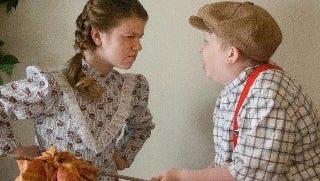 "TAFE presents ""Pollyanna Saves Jimmy Bean,"" Friday through Sunday."
