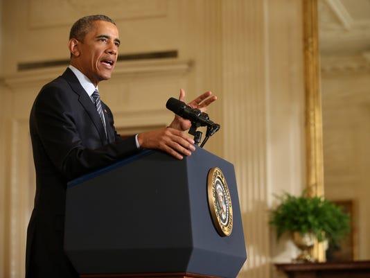 Barack Obama, Gina McCarthy
