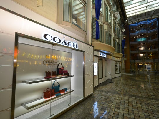 Luxury retailer Coach is known for selling handbags,