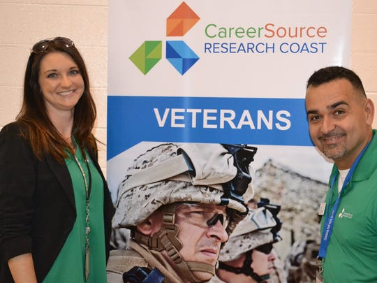 CareerSource Research Coast's Operation Employment is an initiative to help veterans secure jobs.