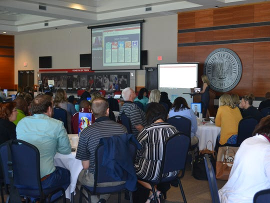 Educators from accross the country met at Louisinana
