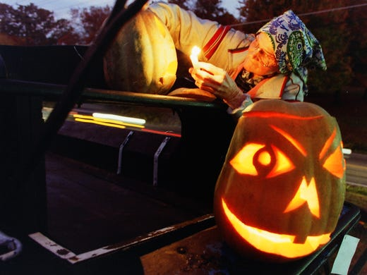 in one virginia city trick or treaters over 12 could face jail time