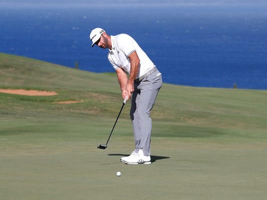 PGA: Sentry Tournament of Champions - Third Round