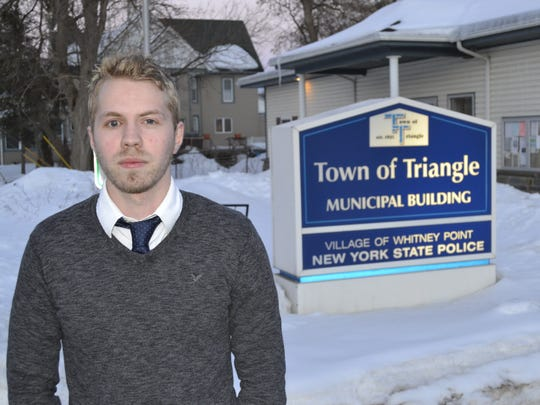 Ryan Reynolds is the mayor of the Village of Whitney Point.