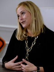Nashville Mayor Megan Barry talks about her son, Max,