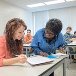 Enrollment is now taking place for the Spring 2016 Semester at County College of Morris