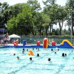 City of Reno asking for donations for pool inflatable obstacle course