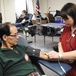 National shortage spurs blood drives