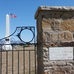 Memorial Day ceremony Saturday at Fort Stanton Cemetery