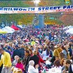 Watch a karate demonstration at the Kenilworth Street Fair & Craft Show Oct. 26 in downtown Kenilworth.