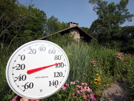 Thermometer 07-21-11