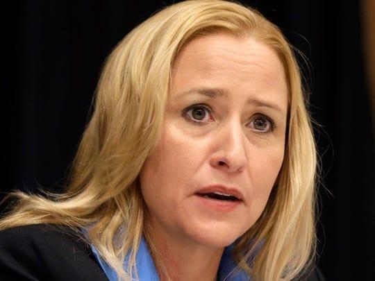 Arkansas Attorney General Leslie Rutledge.