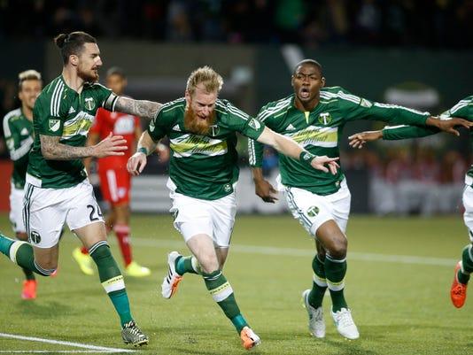 MLS FC Dallas Timbers Soccer