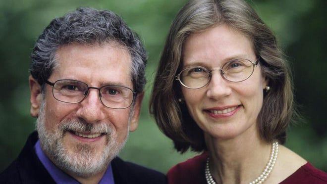 Joe and Teresa Graedon