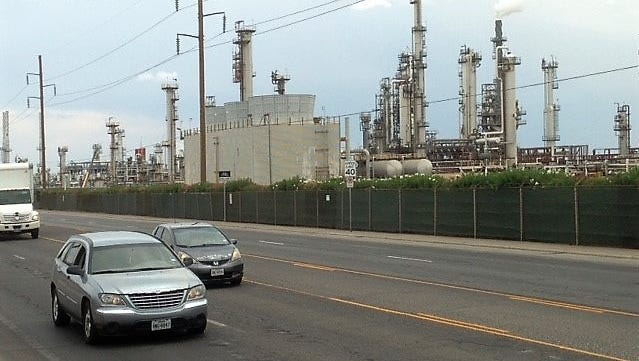 The Andeavor refinery on Trowbridge Drive in East Central El Paso is to become part of Ohio-based Marathon Petroleum Corp., Oct. 1 as part of the companies' previously announced merger.