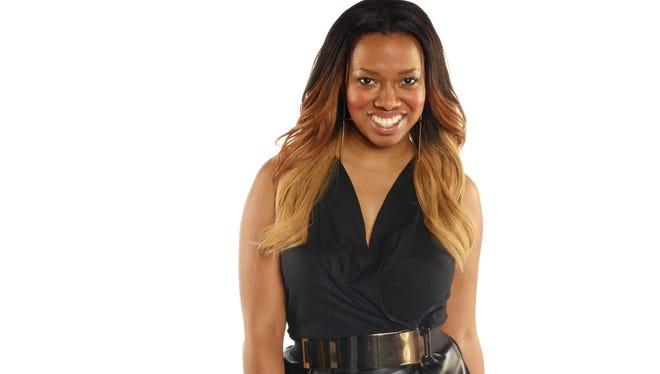 Clifton native Asha Ama Daniels.