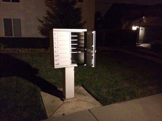 Elk Grove Mailboxes