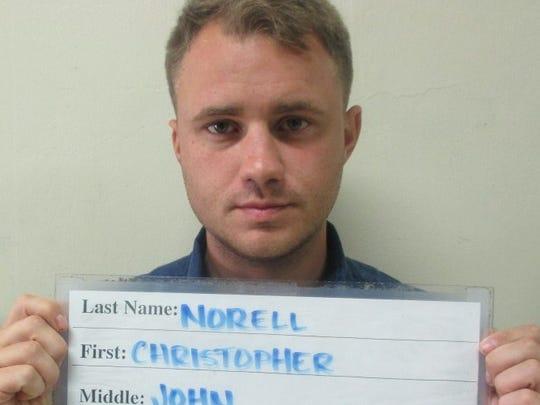 Christopher John Norrell