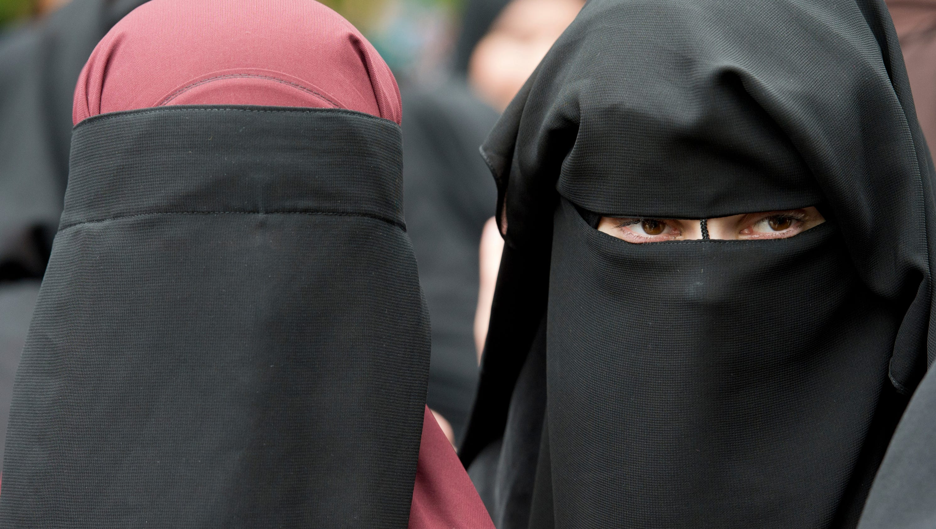 burqa ban Watch video women wearing a burqa in switzerland will now be fined a whopping £6,500 after an overwhelming number voted to bring in ban.