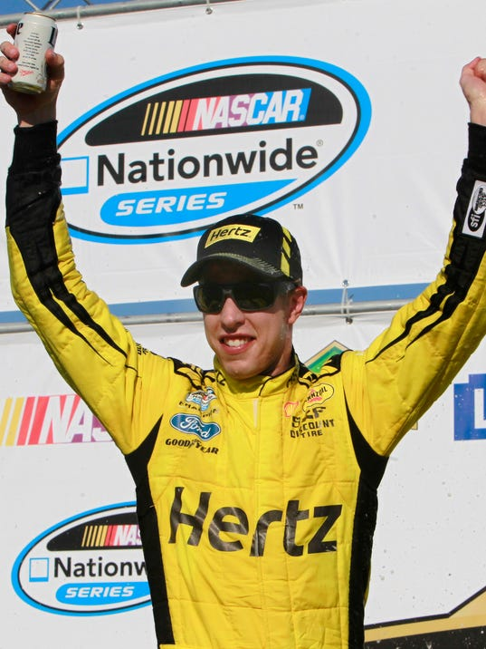 NASCAR win phic