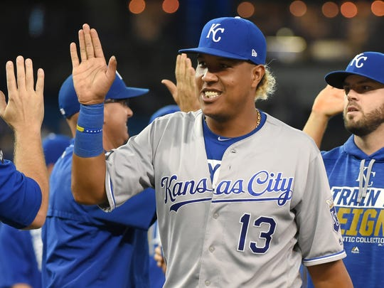 Salvador Perez remains one of the top draws for the Royals in 2018.