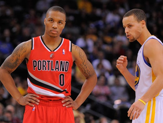 Damian Lillard and Stephen Curry are part of an exciting crop of young point guards that have made the position the deepest in the NBA. USA TODAY Sports' Adi Joseph ranks the top 15.