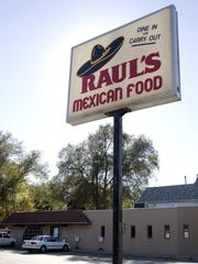 Raul and Josephine Hernandez opened their restaurant in 1962, calling it Raul's Taco House on East Grand Avenue.